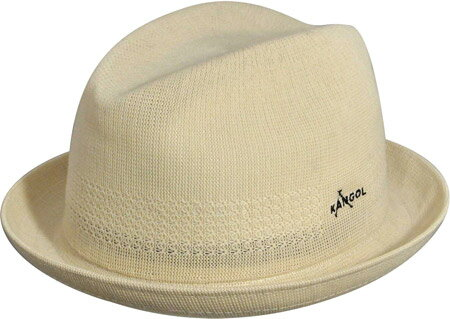 Kangol Worsted Player - Natural 帽子 キャップ