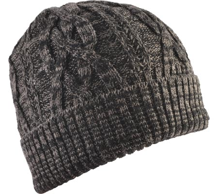 Kangol XO Cable Pull-On - Dark Flannel 帽子 キャップ