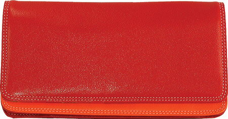 Belarno A222 Bifold Check Carrier - Red アクセサリー