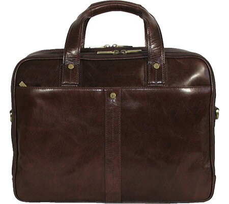 ドクターコッファー Dr. Koffer Kevin Computer Bag MB02642 - Brown Country Lux Leather バッグ 鞄 かばん