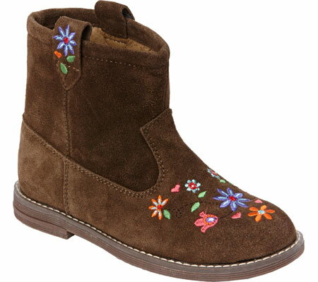 Hanna Andersson Elsa - Chestnut Suede 子供 キッズ シューズ 靴