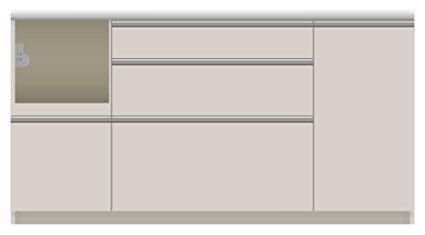 キチンカウウンター パモウナ 完成品 国産 IEL-S1600R(下台のみ) 開梱設置無料