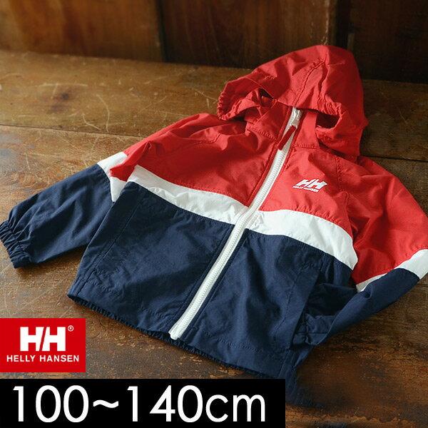 【最大\2000オフ】ヘリーハンセン K MT Bergen Jacket ベルゲンジャケット HOJ11704-14m キッズ ジュニア トップス 上着 アウター ナイロンパーカー 羽織り 子供服 HELLY HANSEN 4017168