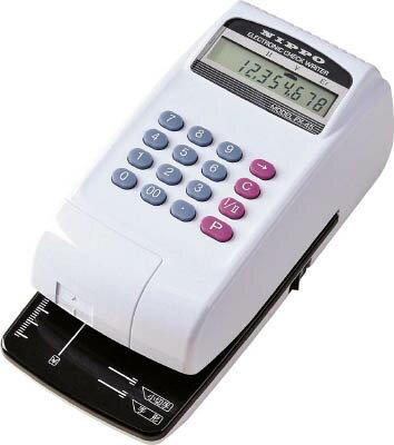 ニッポー 電子チェックライター【FX45】 販売単位:1台(入り数:-)JAN[4938692100042](ニッポー チェックライター) ニッポー(株)【05P03Dec16】