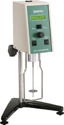 ブルックフィールド デジタル粘度計 DV-E【HADVE】 販売単位:1台(入り数:-)JAN[-](ブルックフィールド 粘度計) ブルックフィールド社【05P03Dec16】