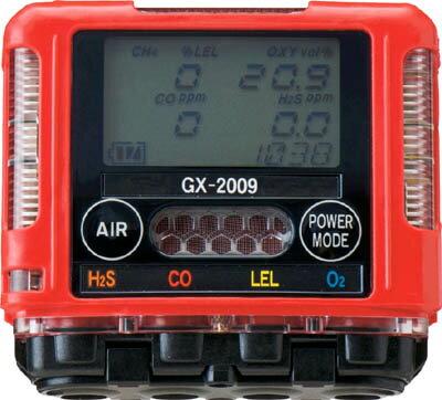 最大20% 理研 ポケッタブルマルチガスモニター【GX2009BP】 販売単位:1個(入り数:-)JAN[-](理研 ガス測定器・検知器) 理研計器(株)【05P03Dec16】