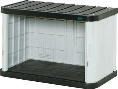 IRIS ミニロッカー ML-1850V ブラック/グレー【ML1850VBG】 販売単位:1台(入り数:-)JAN[4905009722099](IRIS 物置) アイリスオーヤマ(株)【05P03Dec16】