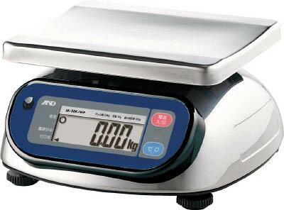 A&D 防塵防水デジタルはかり(検定付)【SK20KIWP】 販売単位:1台(入り数:-)JAN[4981046606035](A&D はかり) (株)エー・アンド・デイ【05P03Dec16】