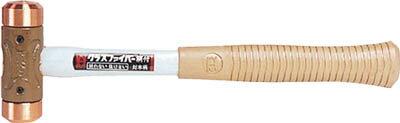 OH Gカッパーハンマー#1【CO10G】 販売単位:1本(入り数:-)JAN[4963360220524](OH 銅ハンマー) オーエッチ工業(株)【05P03Dec16】