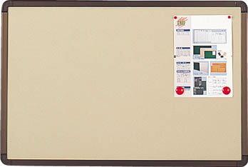 TRUSCO ブロンズ掲示板 900X1800 ベージュ【YBE36SBM】 販売単位:1枚(入り数:-)JAN[4989999787122](TRUSCO 掲示板) トラスコ中山(株)【05P03Dec16】