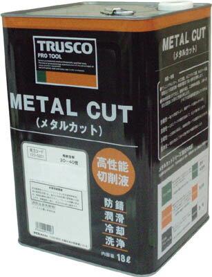 TRUSCO メタルカット エマルション高圧対応油脂型 18L【MC16E】 販売単位:1缶(入り数:-)JAN[4989999451092](TRUSCO 切削油剤) トラスコ中山(株)【05P03Dec16】
