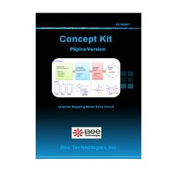 ビー・テクノロジー ユニポーラ・ステッピングモータ制御回路 【Concept Kit 001】
