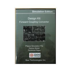 ビー・テクノロジー SPICE デザインキット FCC回路 【Design Kit 001】