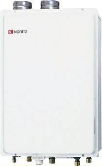 ノーリツ ガス給湯器 【GT-2051AWX-FF-2BL】 ふろ給湯器(セットフリー設置型) 20~2.5号 :給湯・追焚 同時使用時(給湯単独使用時:24号) [新品]【RCP】