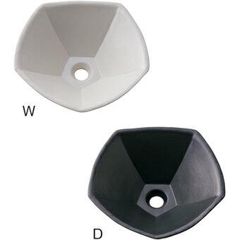 三栄水栓[SANEI] 手洗器(信楽焼)【HW10220-D】[新品]【RCP】