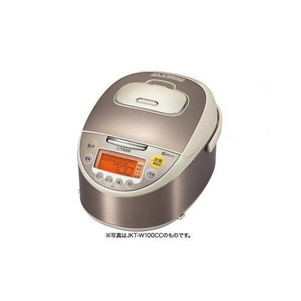 タイガー  IH炊飯ジャー <炊きたて> 1升 JKT-W180CC シャンパンベージュ【JKT-W180CC】[納期14日前後][新品]【RCP】