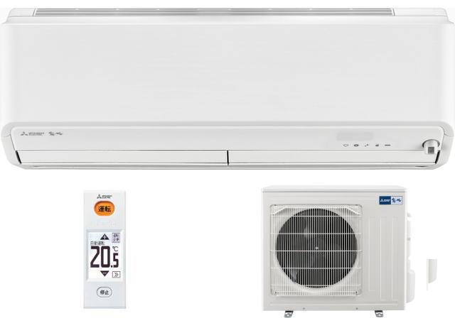 三菱 2017年モデル 霧ヶ峰 Zシリーズ MSZ-ZW2817S-W 冷暖房10畳用エアコン200V仕様