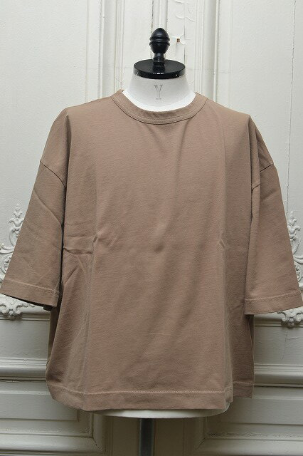 WILLY CHAVARRIA ウィリーキャバリア S/S Oversized BUFFALO TEE  col.CHOLO KHAKI