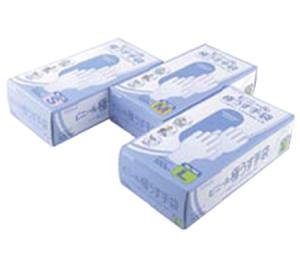NO.788 ビニール極うす手袋 粉付 Sサイズ 100枚入(20セット)/ 東和コーポレーション
