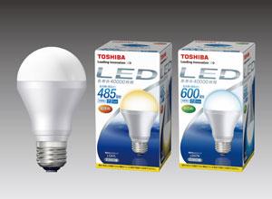 明るさアップと軽量化を実現したLED電球◆7.2W 600im 昼白色相当 LDA7N 100個セット