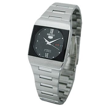 SEIKO「セイコー」 セイコー5 逆輸入自動巻き腕時計  SNY011J1