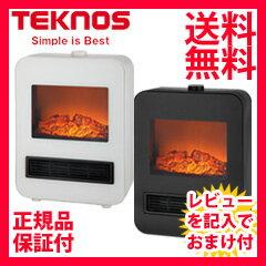 暖炉型ファンヒーター ◆送料無料・代引料無料・保証付◆ 【TEKNOS テクノス 暖炉型セラミックファンヒーター TD-S1200】の通販 暖炉型セラミックヒーター 暖炉型ヒーター おしゃれ