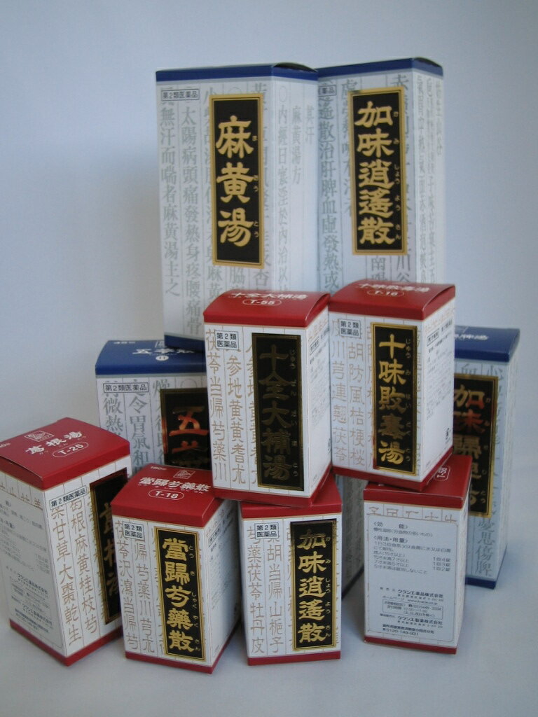 【第2類医薬品】5個 クラシエ 七物降下湯  240錠 5個 しちもつこうかとう 【第2類医薬品】
