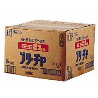 花王 漂白剤ブリーチP 15kg 【 洗浄剤 】