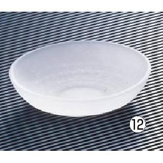 『吹雪』 豆皿 No.358[12ヶ入] 【 食器 和食 ガラス食器 】  【 ガラス 食器 】【 ガラス 食器 】