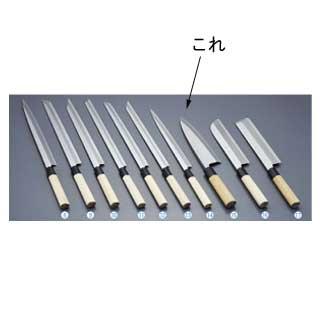 『 和包丁 出刃 』堺實光 上作 出刃[片刃]22.5cm 17537