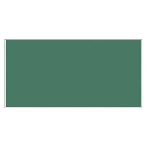 壁掛用ツーウェイ掲示板 グリーン KB36-910 1枚 馬印 【メーカー直送/代金引換決済不可】