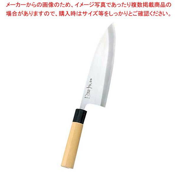 正本 本霞(玉白鋼)本出刃庖丁 16.5cm KS2016 sale