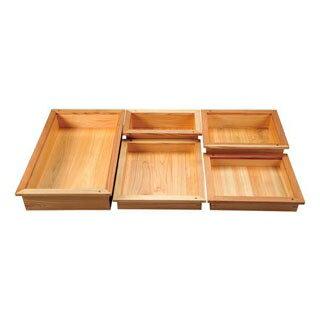 木製ガストロノームパン 1/1 H65 91003