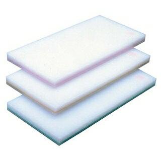 ヤマケン 積層サンド式カラーまな板4号B H18mm 濃ピンク【 まな板 カッティングボード 業務用 業務用まな板 】