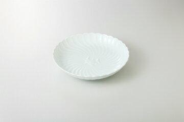 【まとめ買い10個セット品】和食器 青白磁 8.0皿 35H212-01 まごころ第35集 【キャンセル/返品不可】