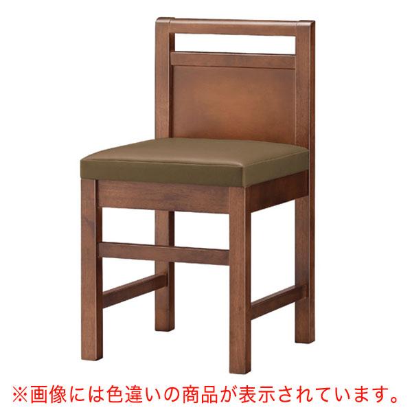 富士D椅子 黒レザー | 張地:クレンズII 6291 シンコール 【メーカー直送品&代金引換決済不可商品】