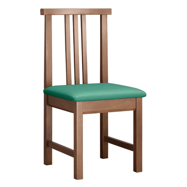 桐竹D椅子 | 張地:Aランクレザー クレンズII 6338 シンコール 【メーカー直送品&代金引換決済不可商品】
