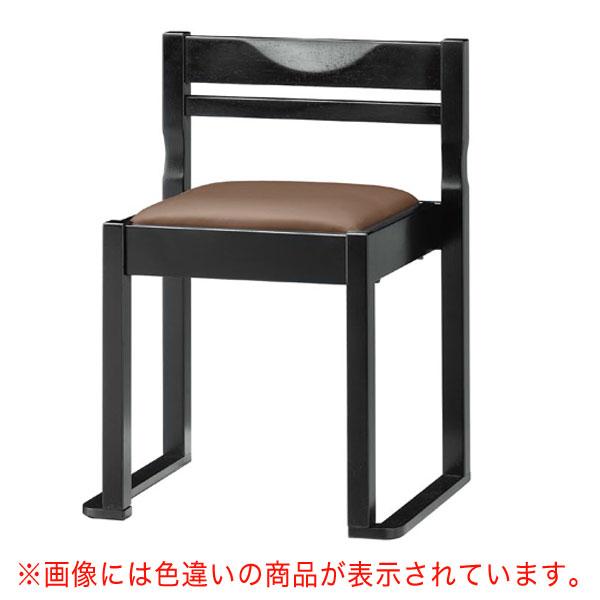有田B椅子 赤レザー | 張地:クレンズII 6327 シンコール 【メーカー直送品&代金引換決済不可商品】