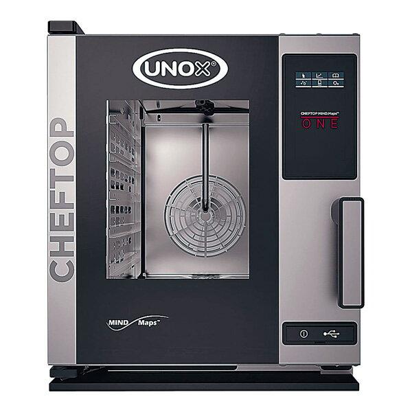 電気式 スチームコンベクションオーブン ウノックス XV-206ONE