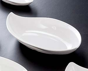 【まとめ買い10個セット品】和食器 ヌ724-206 [M]大葉盛鉢25cm 【キャンセル/返品不可】