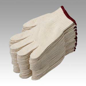 【まとめ買い10個セット品】純綿手袋DX 206006 12双 ミタニコーポレーション【 梱包 作業用品 作業着 軍手 】【開業プロ】