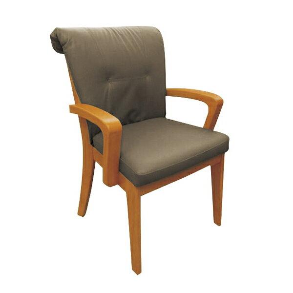 ダイニングチェア-憩い〔グレー〕【 椅子 洋風 イス チェア パーソナルチェア 1人掛け  木製 】【メーカー直送品/代引決済不可】