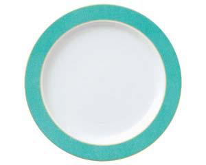 【まとめ買い10個セット品】和食器 ホ594-346 10吋ディナー皿 【キャンセル/返品不可】【開業プロ】