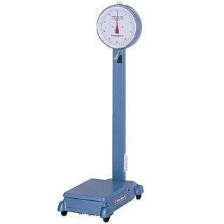【 業務用 】自動台秤 C-800-50[車付] 50kg 【 メーカー直送/代金引換決済不可 】