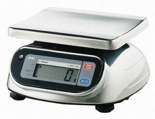 【 業務用 】防水・防塵デジタル秤 1kg SL-1000WP