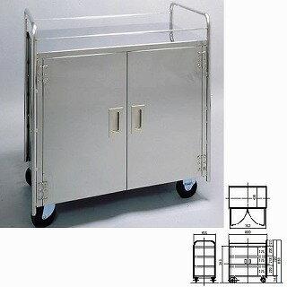 【 業務用 】ドア付配下膳車 SK-11F