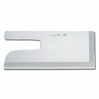 【 業務用 】堺孝行 蕎麦切り包丁 白二鋼 磨き 30cm 08363