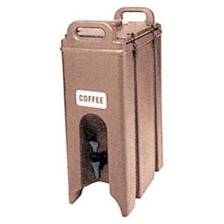 【 業務用 】キャンブロ ドリンクディスペンサー 500LCD コーヒーベージュ