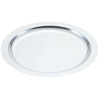 【 業務用 】UK 18-8プレーンタイプ丸皿 24インチ