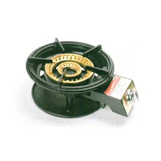 【 業務用 】タチバナ製作所 【 ガスコンロ 鋳物 】 自動点火ガスコンロYG-300